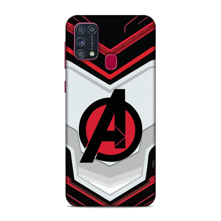 Avengers Samsung M31 Mobile Back Cover cx681