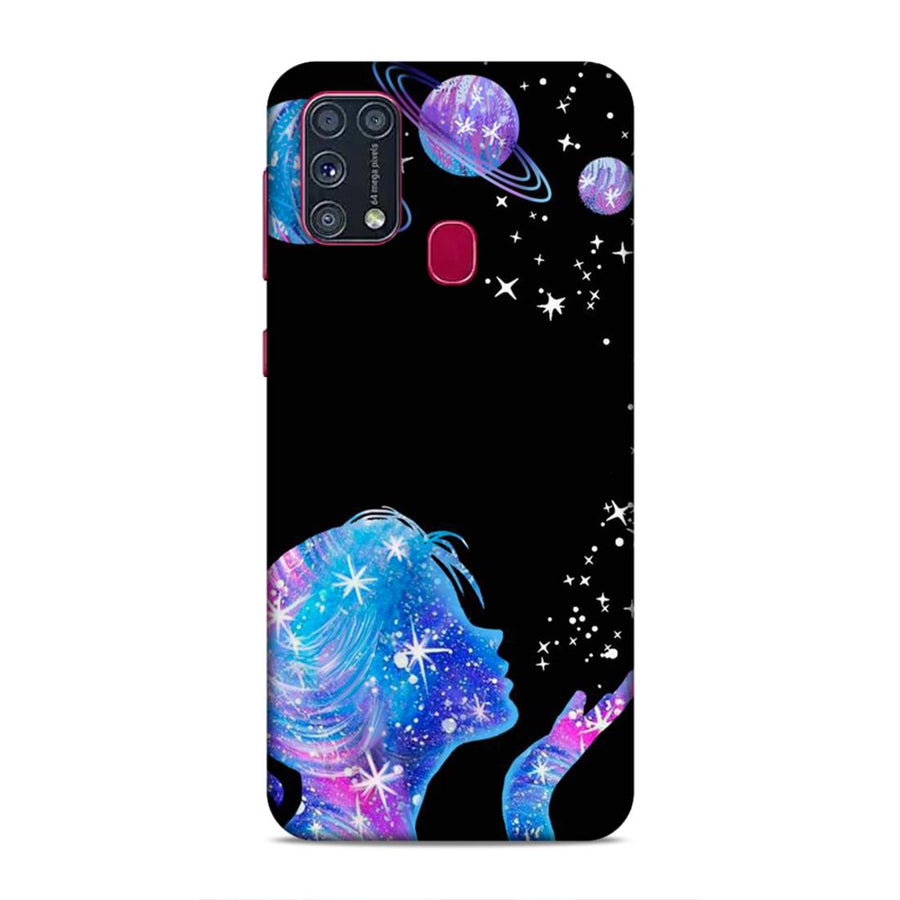 Phone Cases,Samsung Phone Cases,Samsung M31,Space