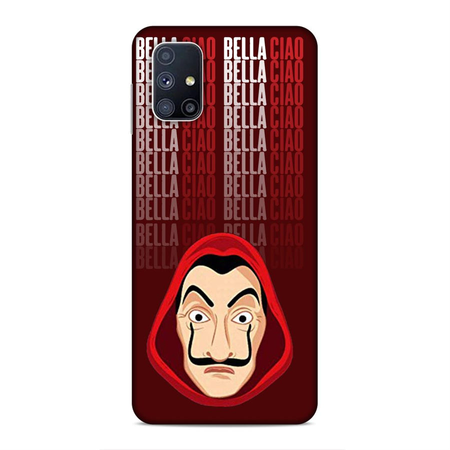 Phone Cases,Samsung M51 Soft Case,Soft Phone Case,Money Heist