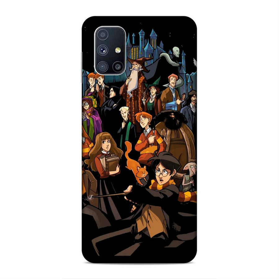Phone Cases,Samsung M51 Soft Case,Soft Phone Case,Harry Potter