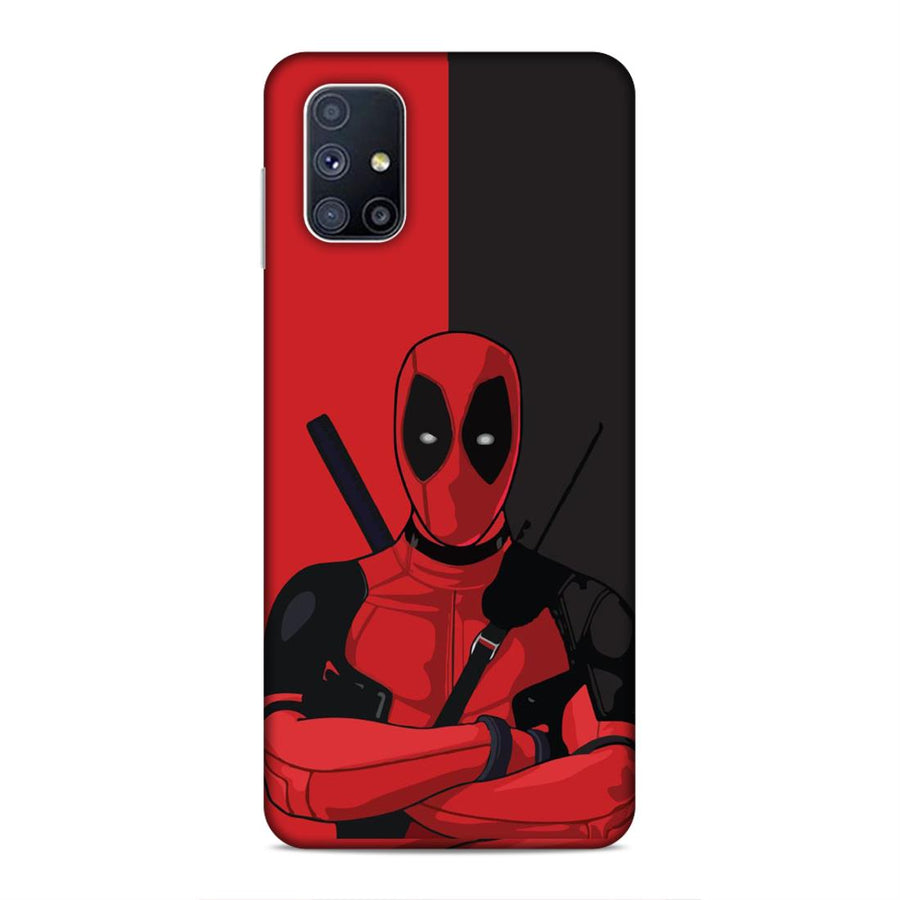 Phone Cases,Samsung M51 Soft Case,Soft Phone Case,Superheroes