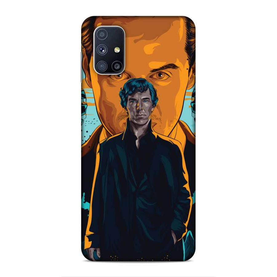 Phone Cases,Samsung Phone Cases,Samsung M51,Sherlock Holmes