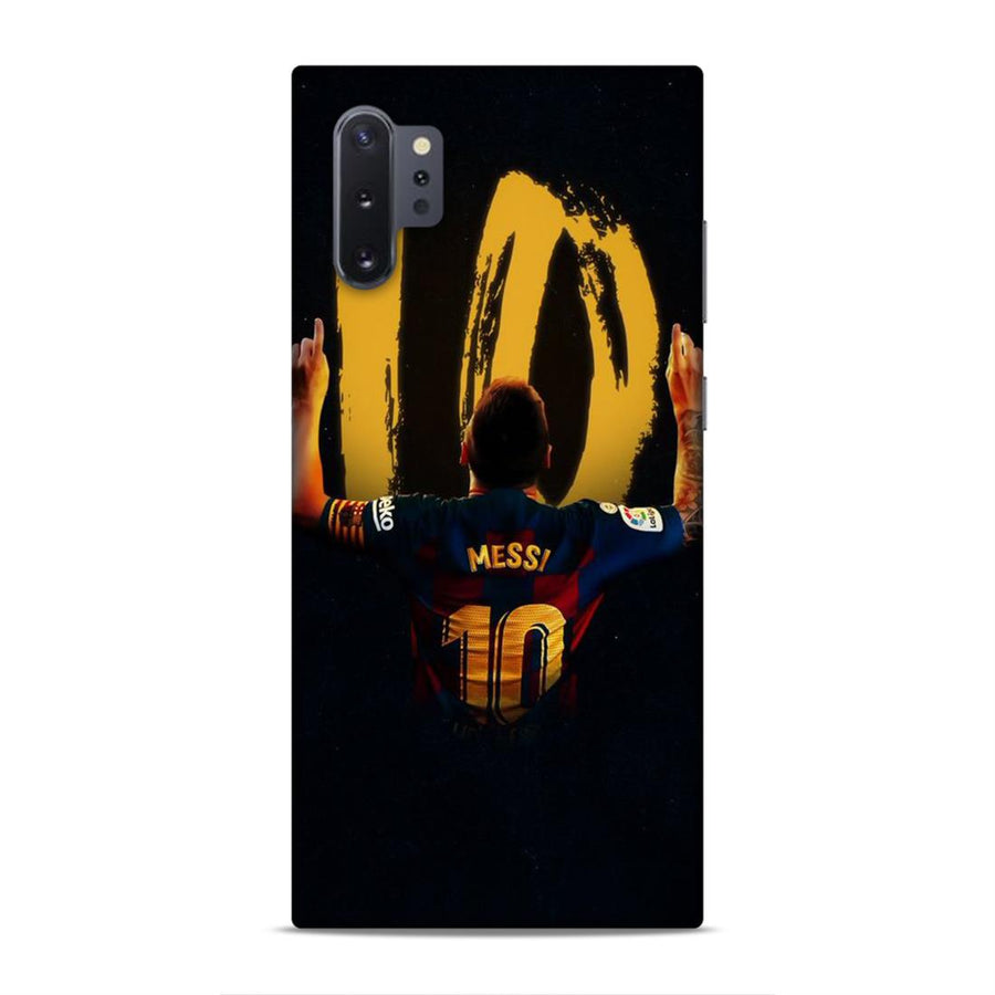 Football Samsung Note 10 Plus Soft Case cx837