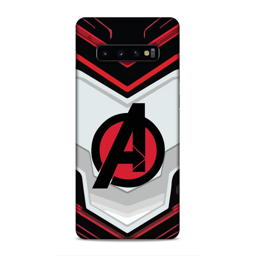 Avengers Samsung S10 Plus Mobile Back Cover Nx681