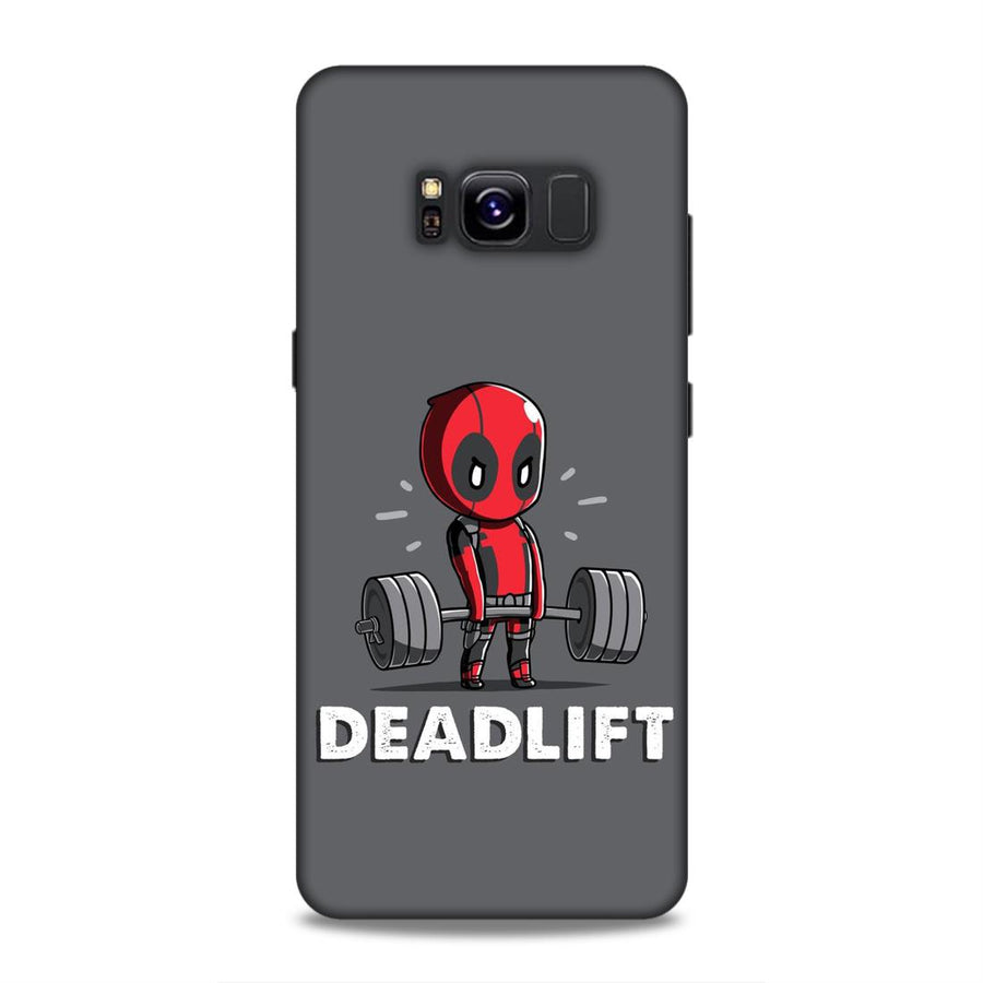 Deadpool Samsung S8 Mobile Back Cover nx289