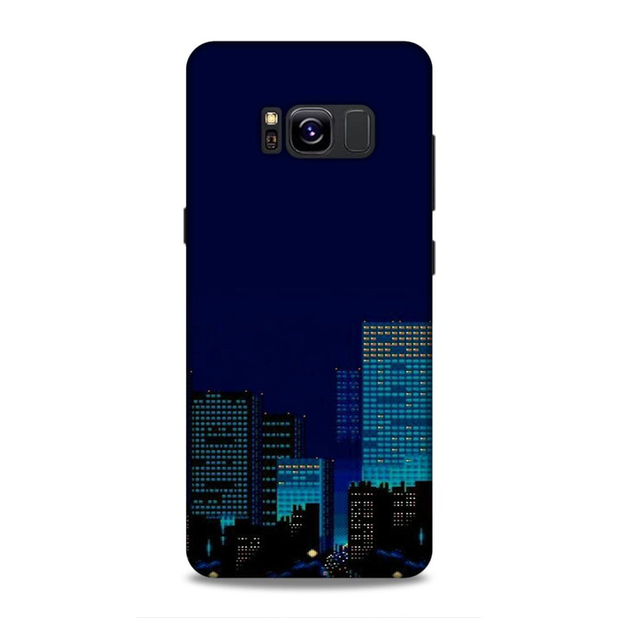 Space Samsung S8 Mobile Back Cover nx408