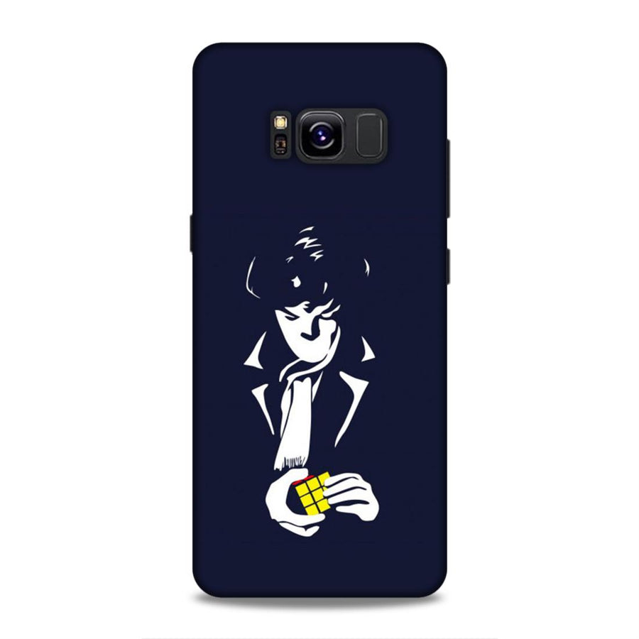 Sherlock Holmes Samsung S8 Mobile Back Cover nx476