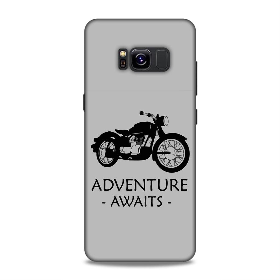 Typography Samsung S8 Mobile Back Cover nx532