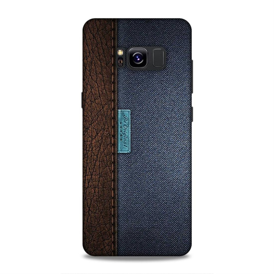 Texture  Samsung S8 Mobile Back Cover nx560