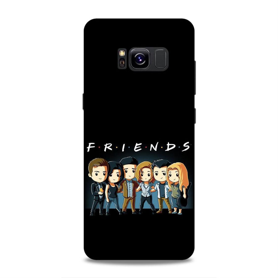 Friends Samsung S8 Mobile Back Cover nx609
