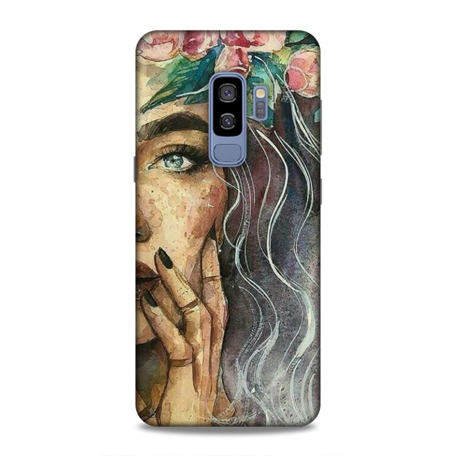 Soft Phone Case,Phone Cases,Samsung phone Cases,Samsung S9 Plus Soft Case,Girl Collections