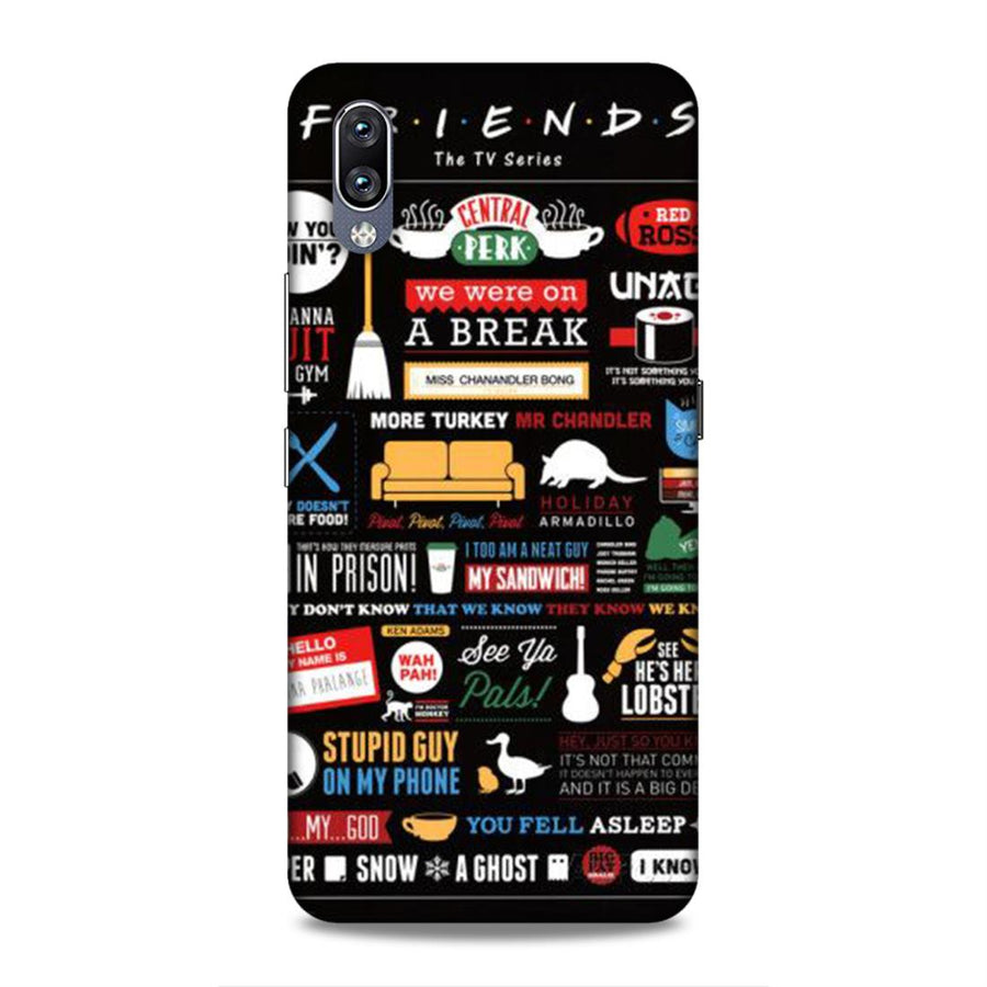 Phone Cases,Vivo Phone Cases,Vivo Nex,Friends
