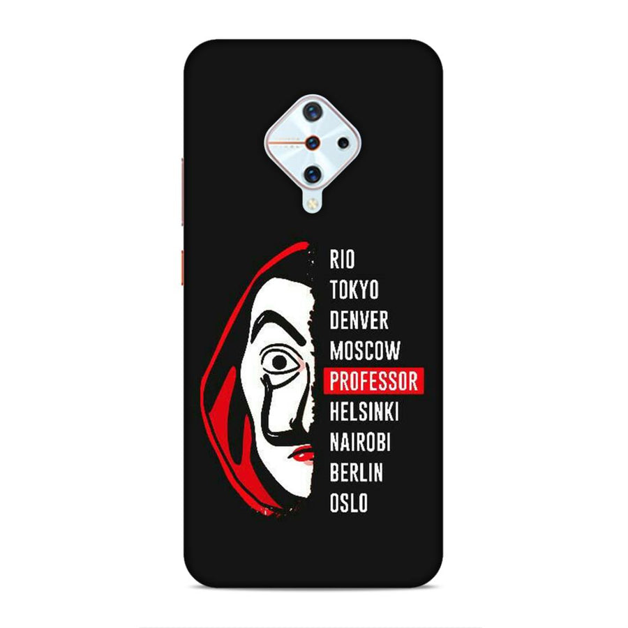 Phone Cases,Vivo Phone Cases,Vivo S1 Pro,Money Heist
