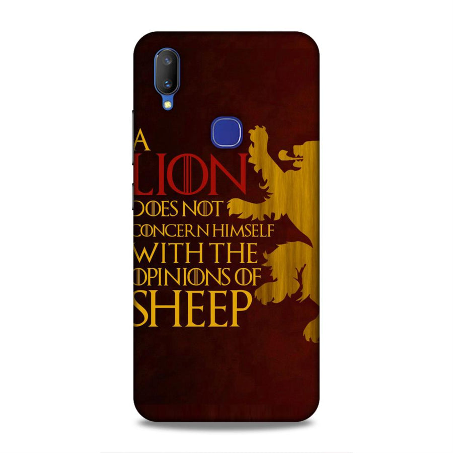 Phone Cases,Vivo Phone Cases,Vivo V11,Game Of Thrones