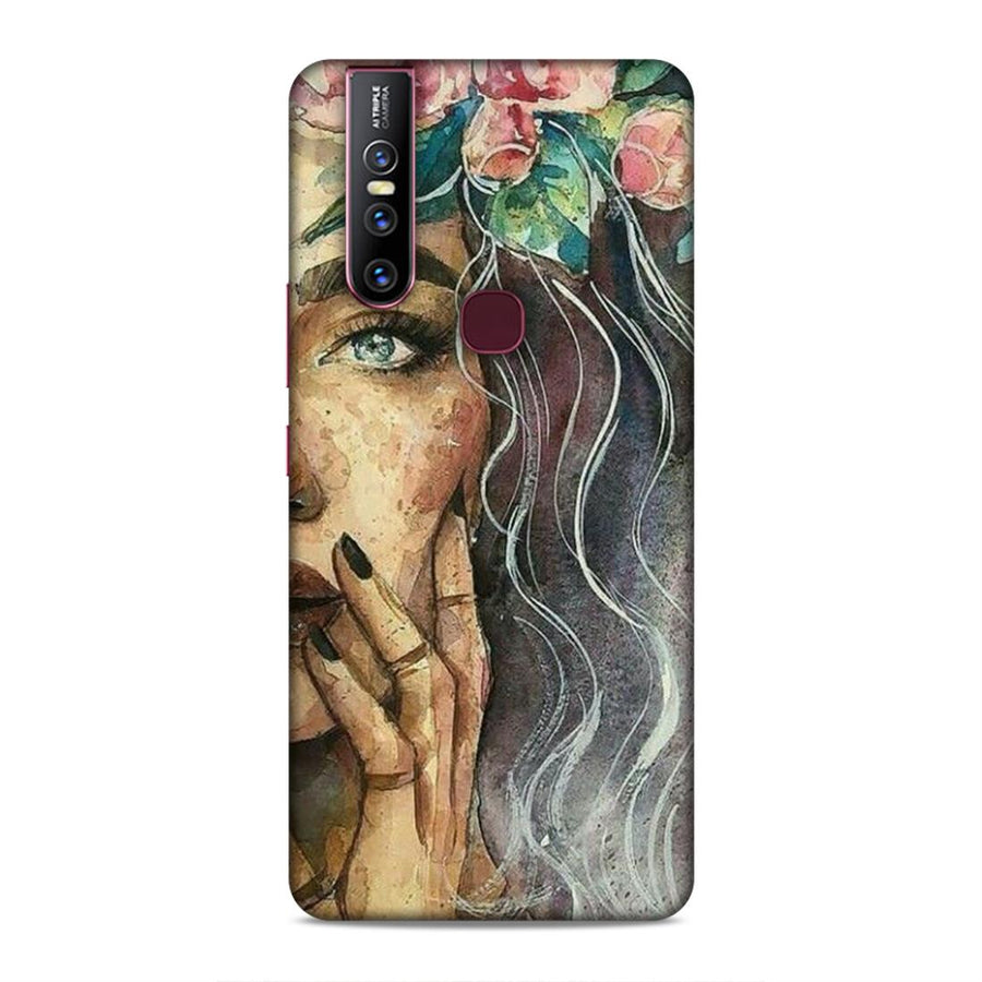 Soft Phone Case,Phone Cases,Vivo Phone Cases,Vivo V15 Soft Case,Girl Collections