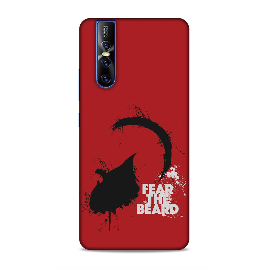 Phone Cases,Vivo Phone Cases,Vivo V15 Pro,Beard