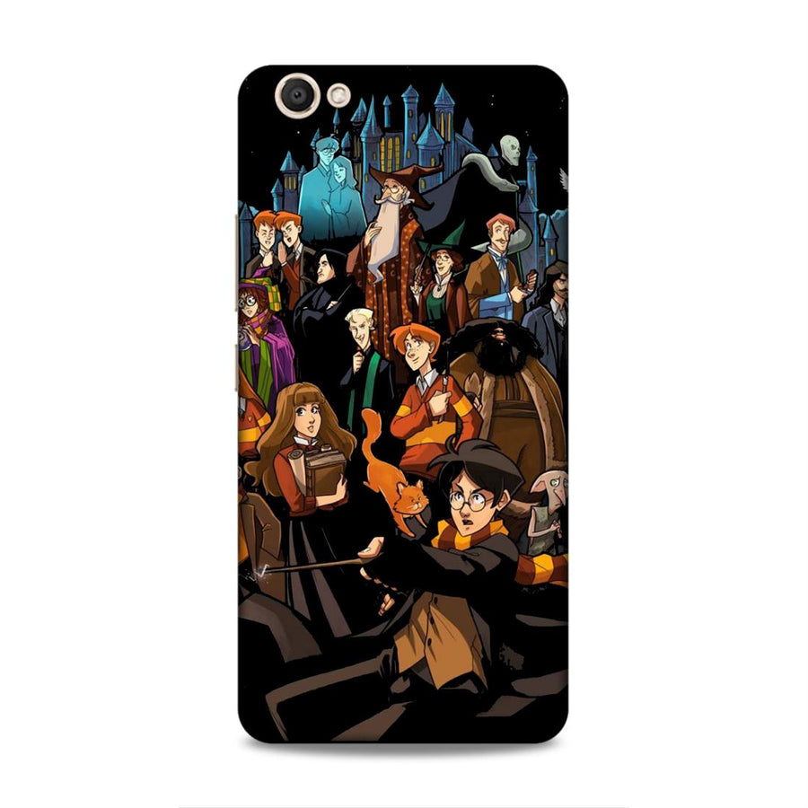 Harry Potter Vivo v5s Soft Case nx947