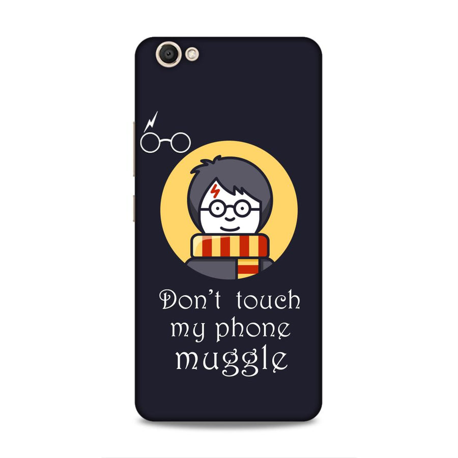 Harry Potter Vivo v5s Soft Case nx948