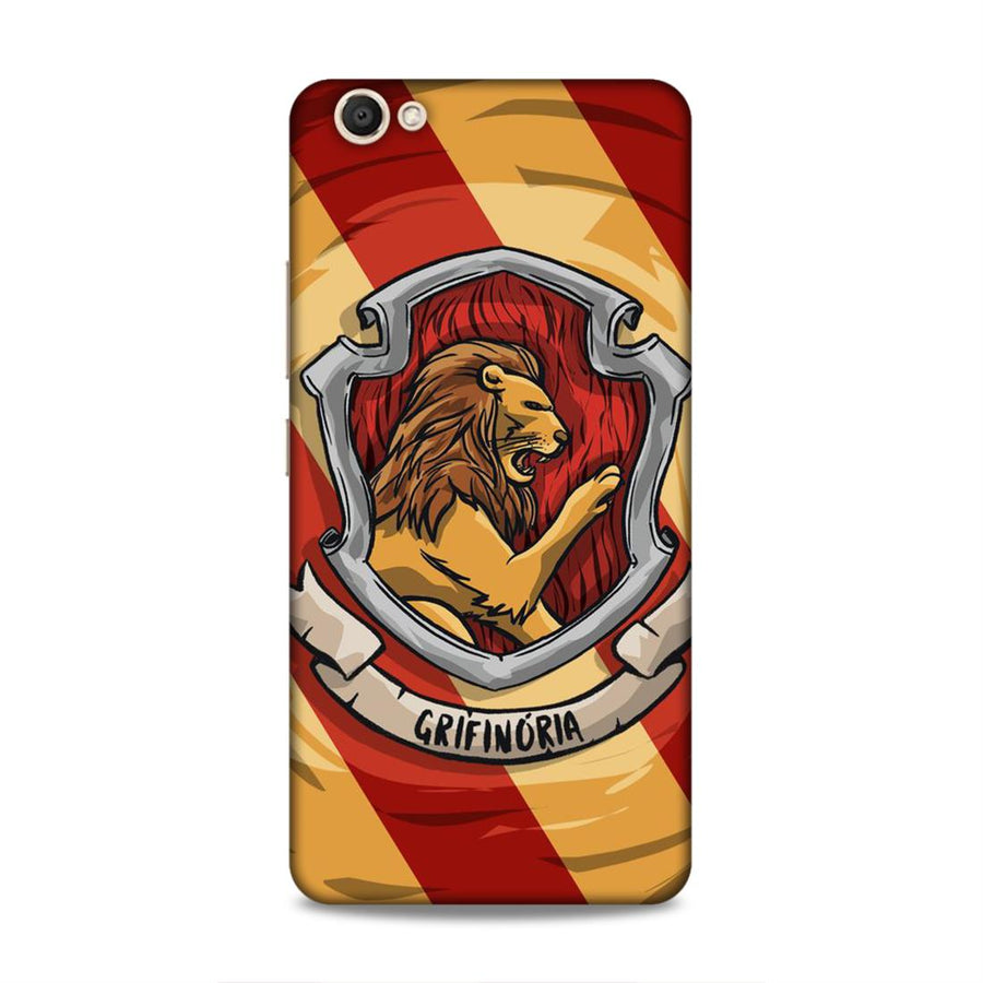 Harry Potter Vivo v5s Soft Case nx950