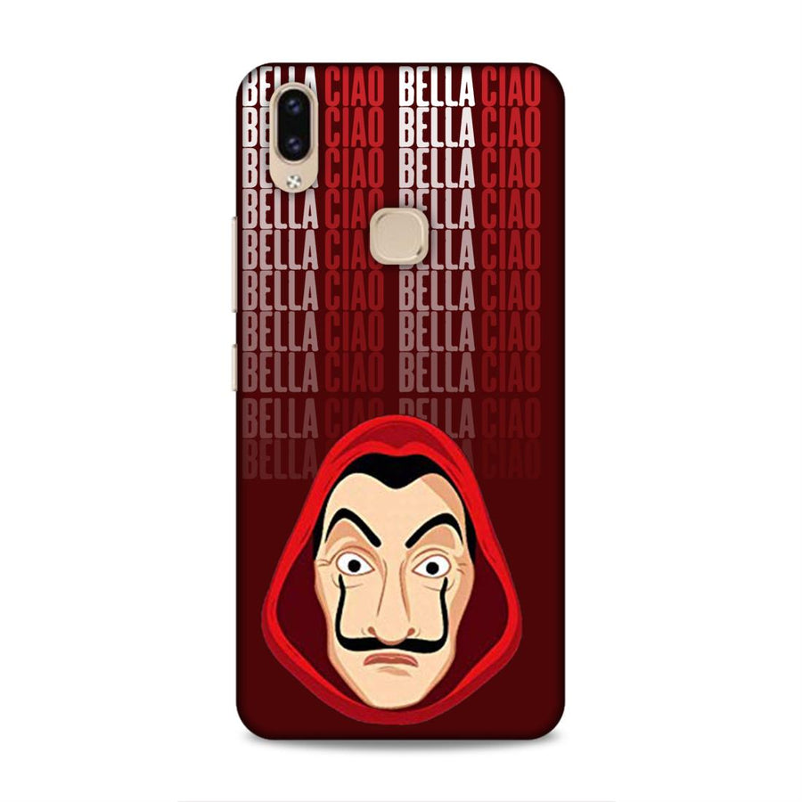 Typography Vivo v9 Soft Case cx934