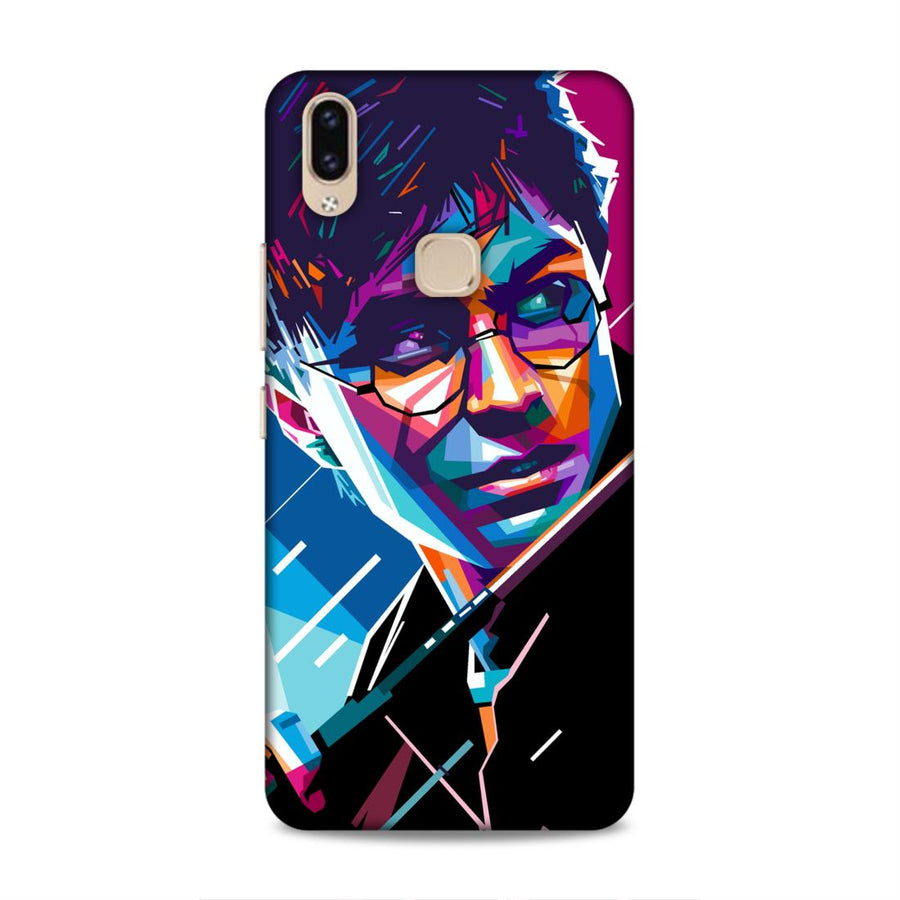 Harry Potter Vivo v9 Soft Case nx945