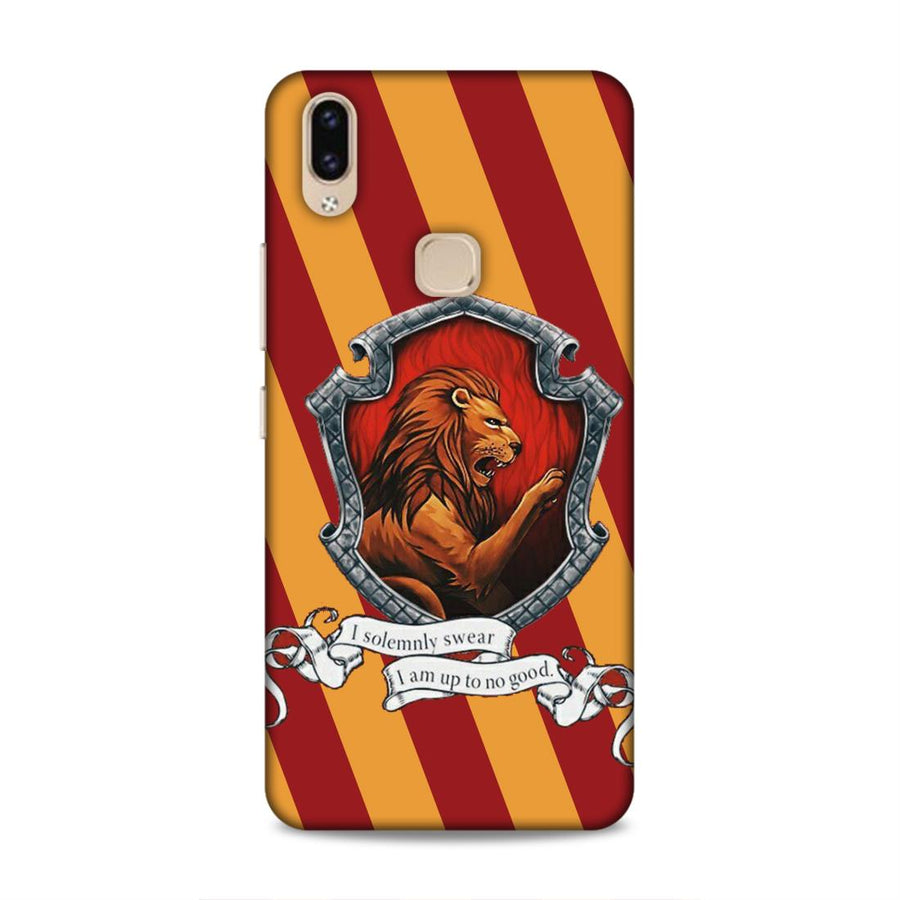 Harry Potter Vivo v9 Soft Case nx946