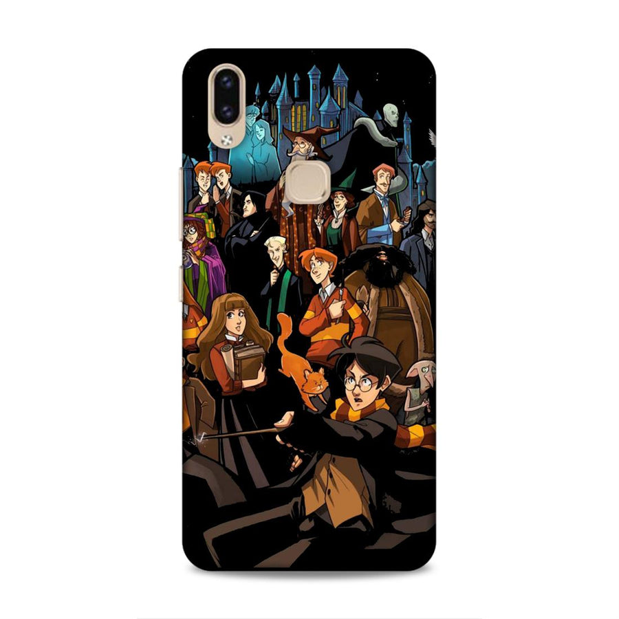 Harry Potter Vivo v9 Soft Case nx947