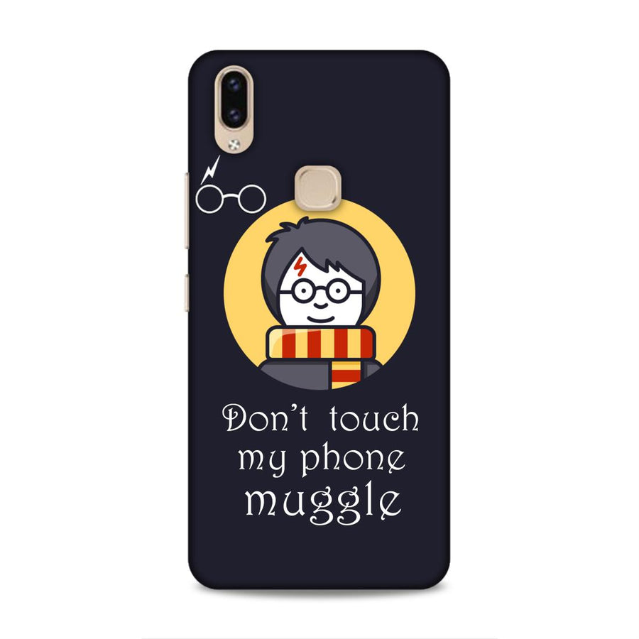 Harry Potter Vivo v9 Soft Case nx948