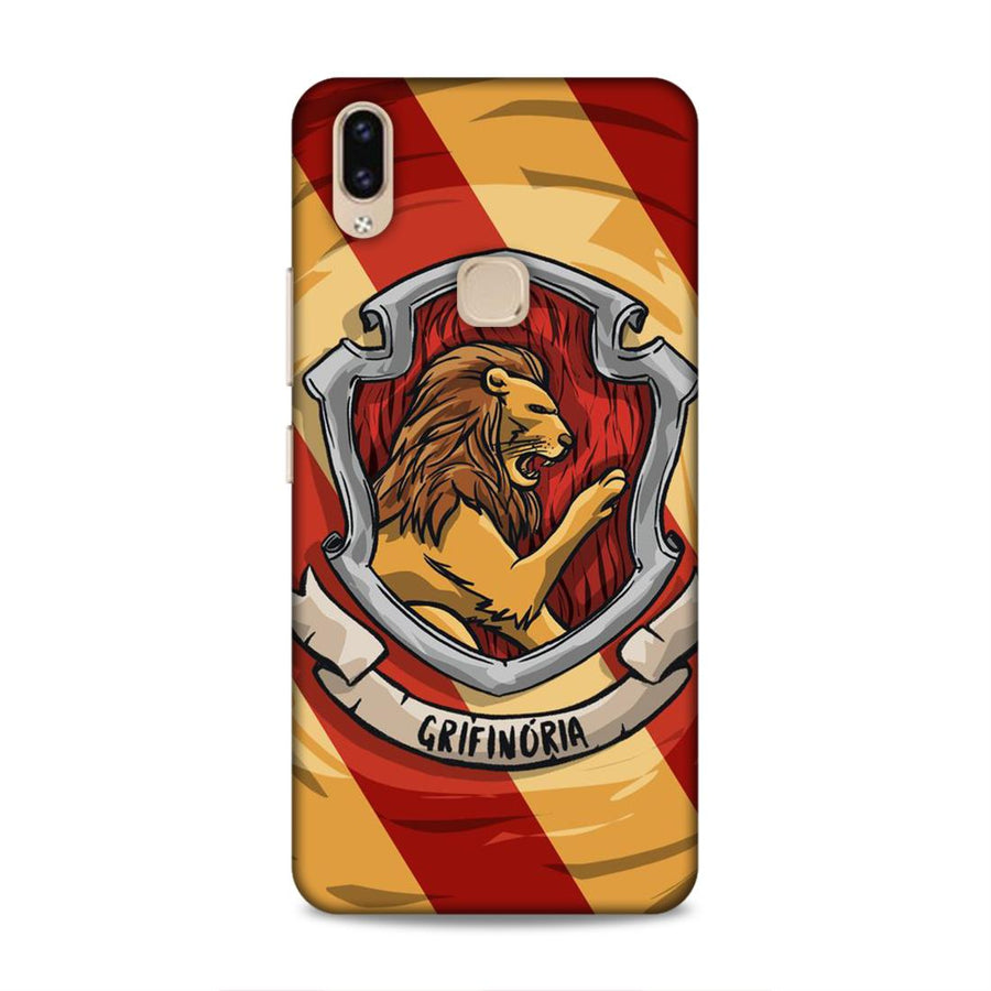 Harry Potter Vivo v9 Soft Case nx950