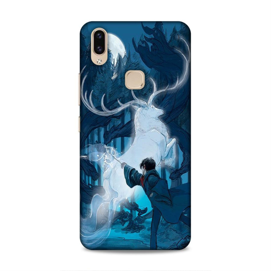 Harry Potter Vivo v9 Soft Case nx951