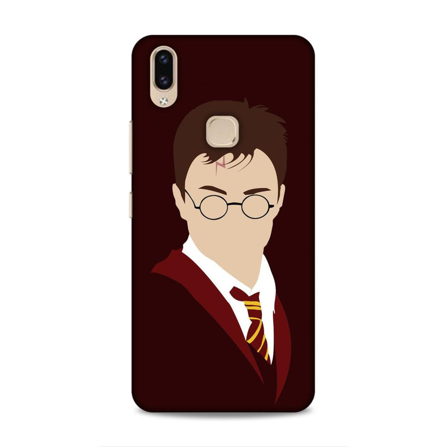 Harry Potter Vivo v9 Soft Case nx953
