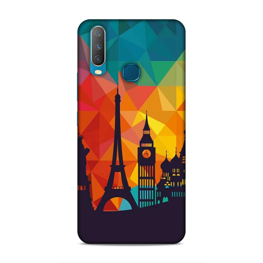 Phone Cases,Vivo Phone Cases,Vivo Y17,Skylines