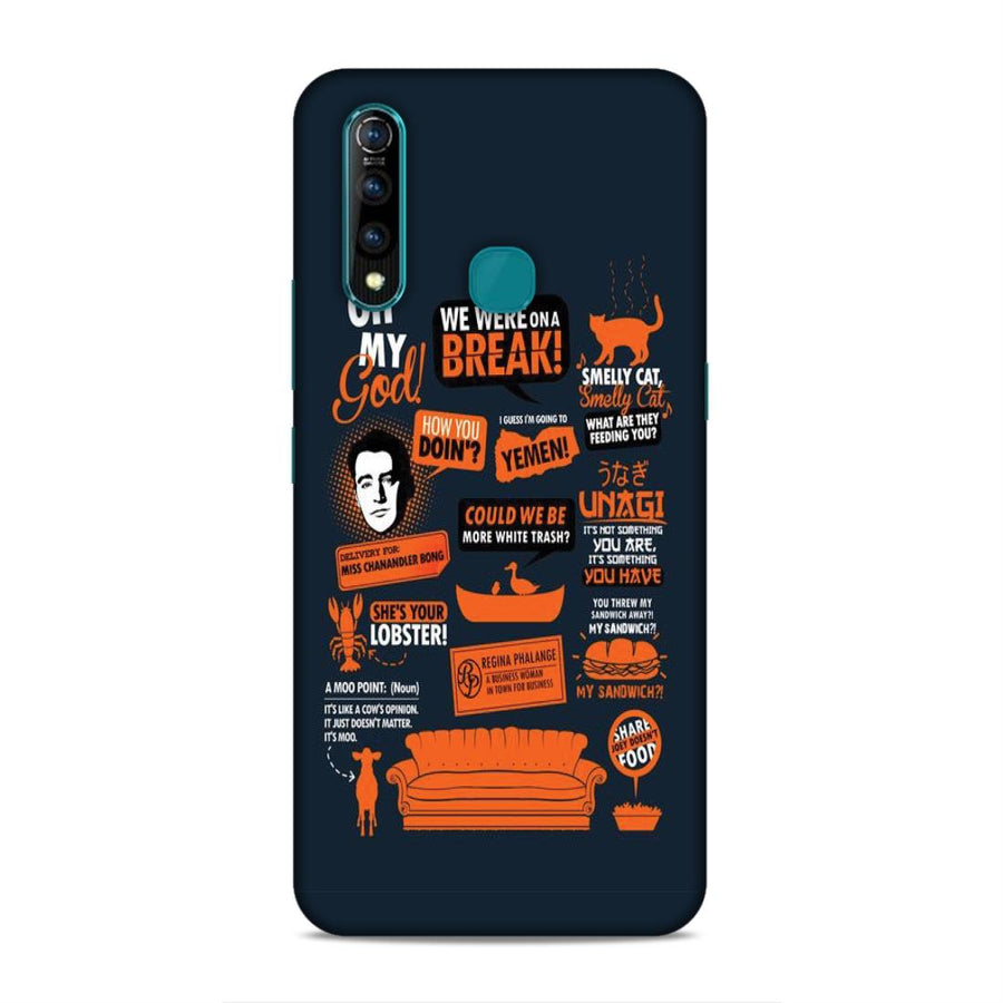 Phone Cases,Vivo Phone Cases,Vivo Z1 Pro,Friends