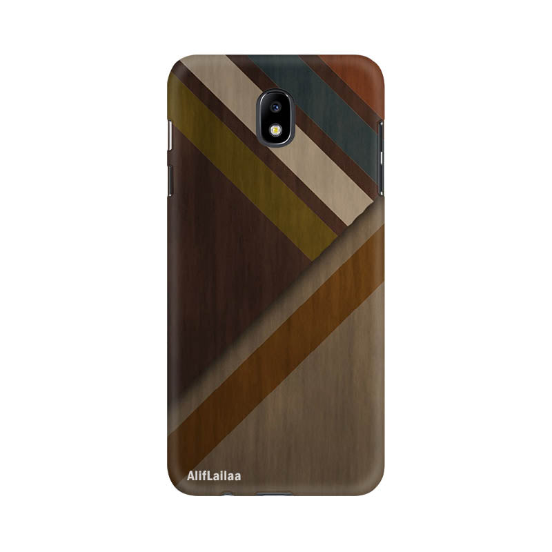 Wooden Texture J7 Pro Sublime Case Nx401