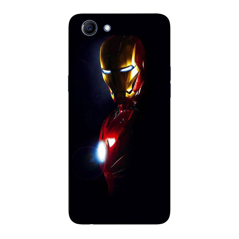 Superheroes Real Me One Back Cover Nx309