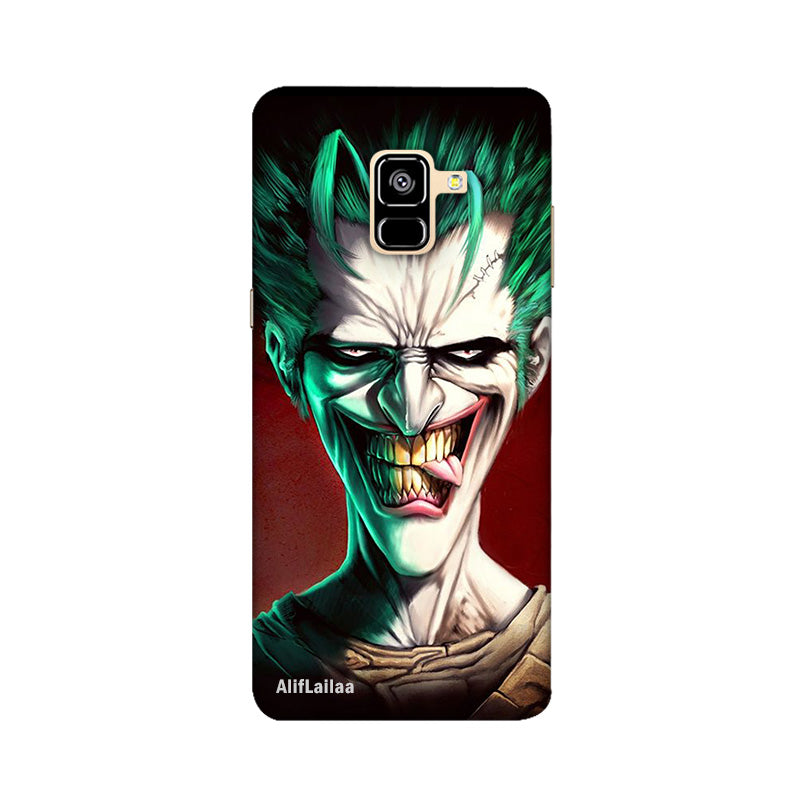Joker Samsung A8 Plus Sublime Case Nx107