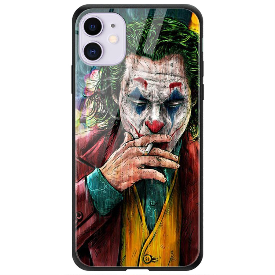 Phone Cases,Apple Phone Cases,iPhone 11 Glass Case,Superheroes