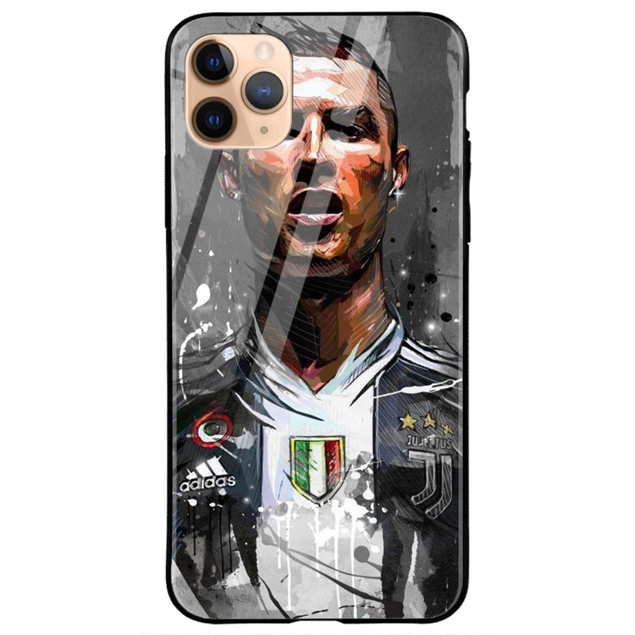 Phone Cases,Apple Phone Cases,iPhone 11 Pro Glass Case,Football