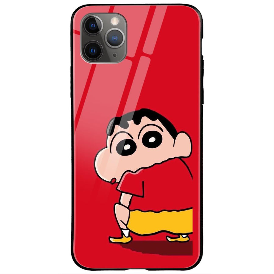 Phone Cases,Apple Phone Cases,iPhone 11 Pro Max Glass Case,Cartoon
