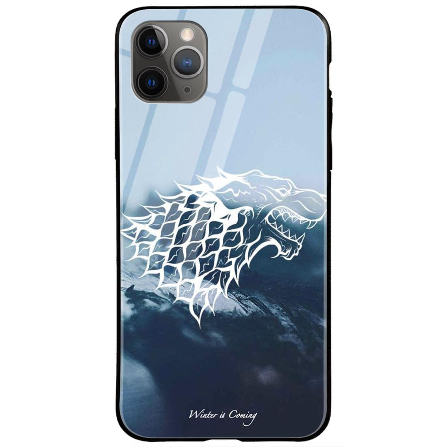 Phone Cases,Apple Phone Cases,iPhone 11 Pro Max Glass Case,Game Of Thrones