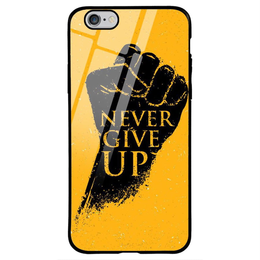Phone Cases,Apple Phone Cases,iPhone 6/6s Glass Cases,Typography