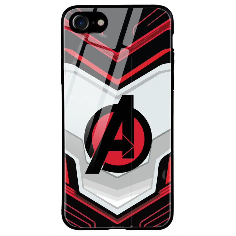 Phone Cases,Apple Phone Cases,iphone 7/8 Glass Cases,Superheroes