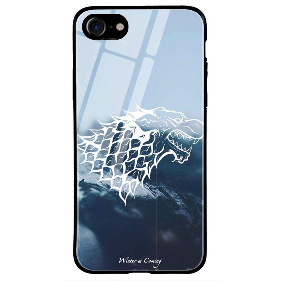 Phone Cases,Apple Phone Cases,iphone 7/8 Glass Cases,Game Of Thrones