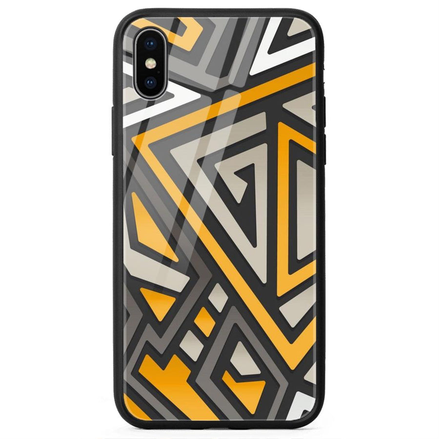 Glass Phone Cases,Apple Glass Phone Cases,iPhone X Glass Case,Abstract
