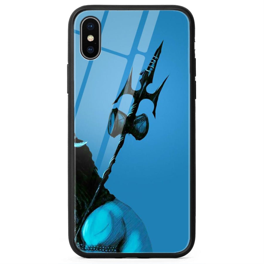 Glass Phone Cases,Apple Glass Phone Cases,iPhone X Glass Case,Indian God