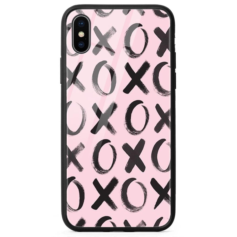 Glass Phone Cases,Apple Glass Phone Cases,iPhone X Glass Case,Girl Collections