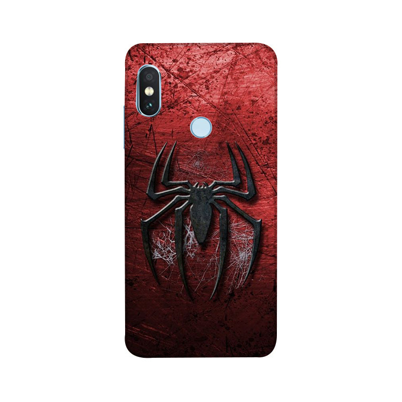 Redmi 6 Pro Superheroes Mobile Cover Nx 357