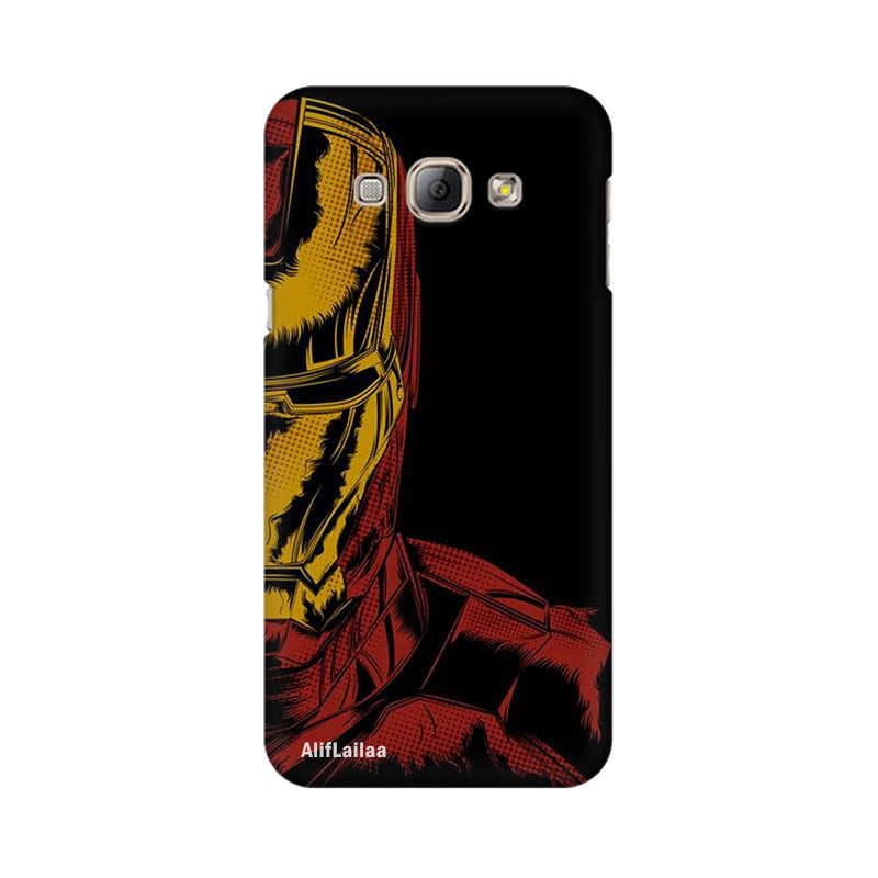 Iron Man Samsung A8 Sublime Case Nx102