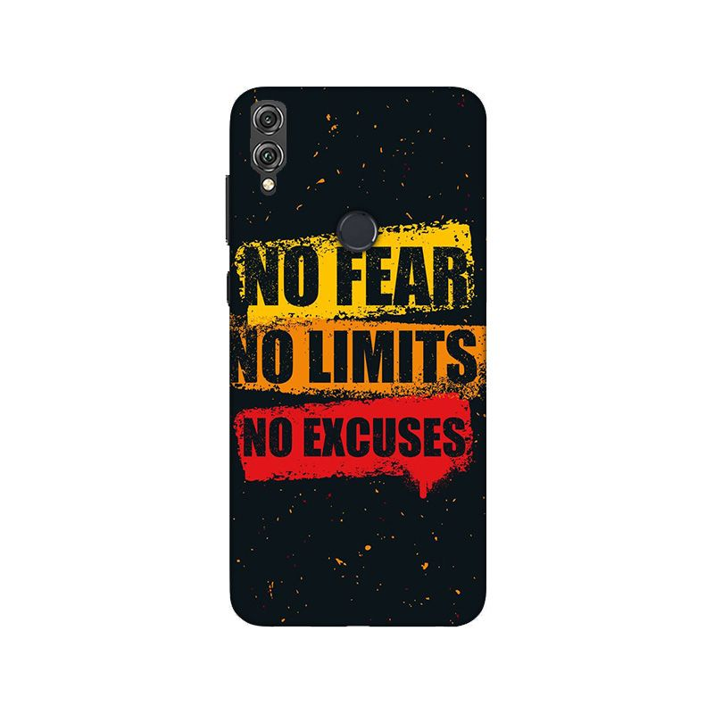 Phone Cases,Prinnted Phone Covers,Honor Phone Cases,Honor 8X,Typography
