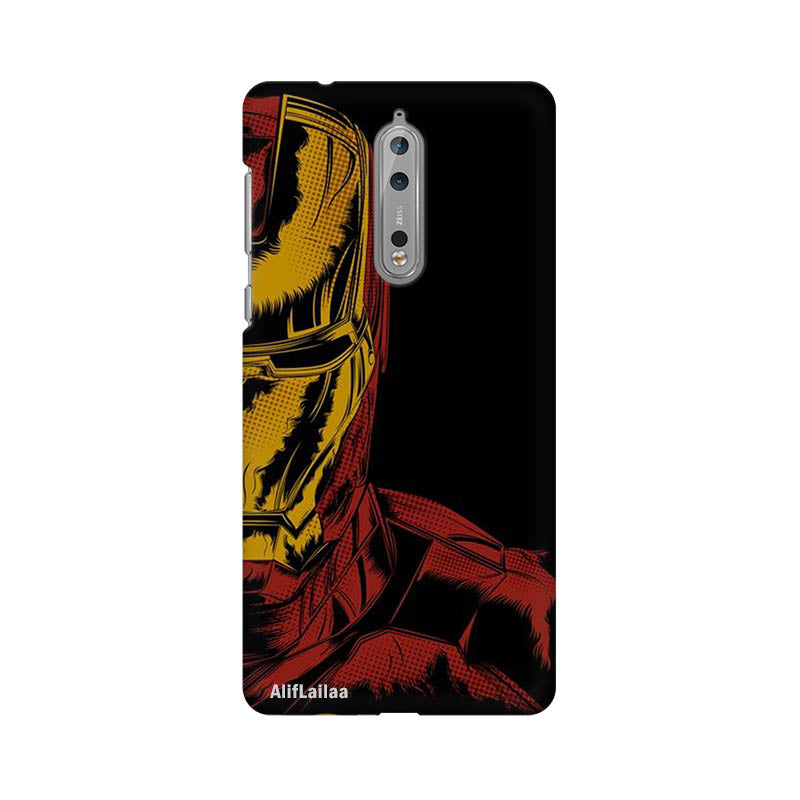 Iron Man Nokia 8 Sublime Case Nx101